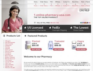 1-Online-Pharmacy-usa.com