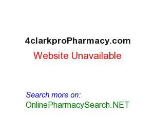 4clarkproPharmacy.com