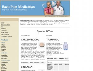 BackPainMedications.org