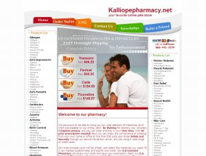 KalliopePharmacy.net