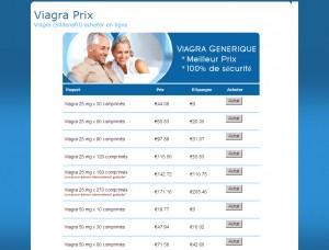 Viagra au meilleur prix