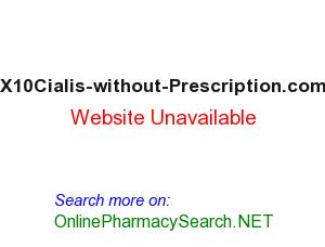 X10Cialis-without-Prescription.com