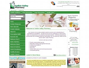 YadkinvalleyPharmacy.com